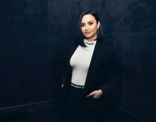DailyTrivia: Demi Lovato Is Helping Us Put Ourselves First