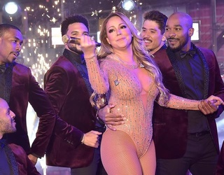 Mariah Carey's Manager Gives the Most Epic Defense of Her New Year's Eve Performance