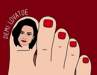 This Graphic Designer Turns Your Fave Celebs Into Artistic Puns