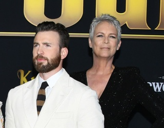 Jamie Lee Curtis Is as Obsessed With Chris Evans as the Rest of Us