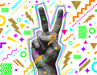 Peace and Love, Man! Can You Find the Differences in These Peace Sign Photos?