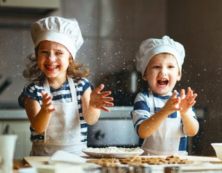 Monday Memory Madness: Allow Us to Tip Our Hats to All You Quarantine Chefs!