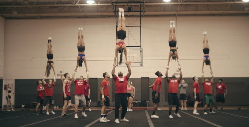 """Netflix's """"Cheer"""" Is Quickly Becoming a Fan Favorite, Just Like This Puzzle Will"""