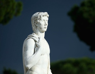 Turns out Classic Marble Statues Were Originally Quite Colorful and I for One Am Shocked