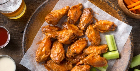 I Ate My Way up Buffalo Wild Wings' Spice Meter and This Is What Happened