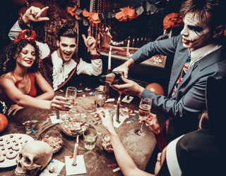 Grown-up Trick-or-Treating Has Finally Happened, Thanks to This Pennsylvania Winery