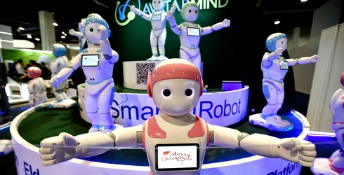8 Robots From CES That Could Totally Overthrow the Human Race If We Just Give Them Time
