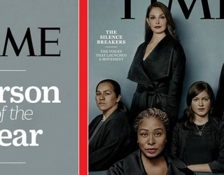 """TIME Magazine Names """"The Silence Breakers"""" Its Person of the Year: Let's Discuss"""