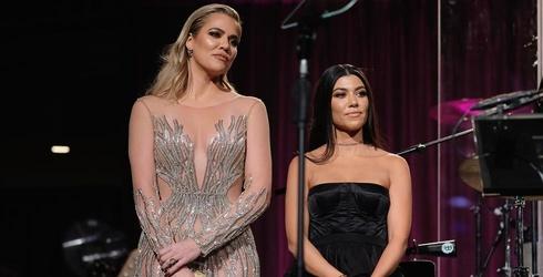"Tabloid Claims Khloe and Kourtney Kardashian Will Have a ""Double TV Wedding"""