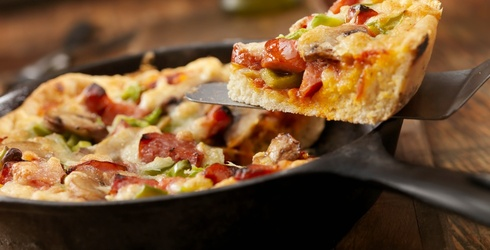 Any Way You Slice It, This Deep Dish Pizza Puzzle Is Too Good to Pass Up