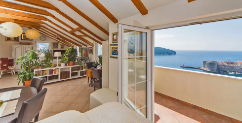 Keep Winter From Coming With These Awesome Dubrovnik Airbnbs
