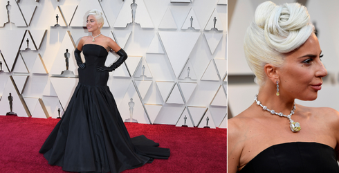 "Lady Gaga Wears Tiffany Diamond to the Oscars, ""Ocean's 8"" Wants Their Movie Script Back"