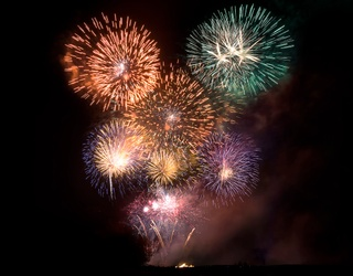 Match These Dazzling Fireworks to See Sparks Fly