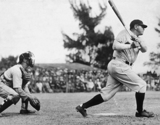 I've Got You, Babe (Ruth)! What Do You Remember About the Slugger Himself?