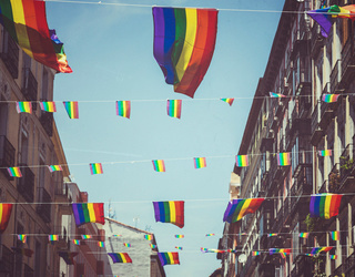Can You Find The Differences In These Pride Flag Photos?