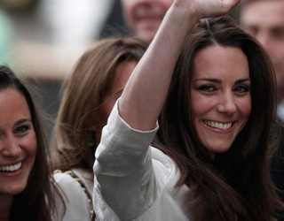 Kate Middleton Was Poised AF at Her Uncle's 1991 Wedding Because of Course