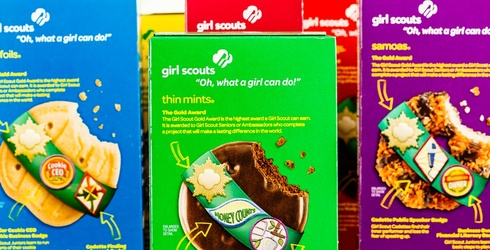 Netflix & Chill, Marry, Kill: Girl Scout Cookies