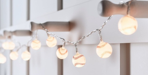 Take Yourself out to the Ball Game From Your Own Home With These 12 Baseball-Themed Pieces