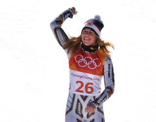 Czech Snowboarder Wins Olympic Gold in Skiing, Assumes Judges Made a Mistake