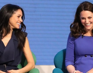 Looking for Royal Rivalry between Meghan Markle and Kate Middleton? You Won't Find it Here