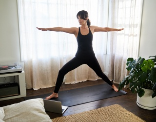 The Best (Free!) Online Yoga Videos to Do at Home When You're Sick of HIIT Workouts