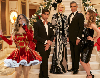 """It's a Round of Applause From Mariah Carey for This """"Schitt's Creek"""" Compilation"""