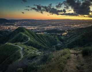 Wind Your Way Through This Puzzle of Burbank's Vital Link Trail