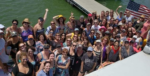 Moms in Texas Are Celebrating the First Day of School the Only Way They Know How: On a Party Boat