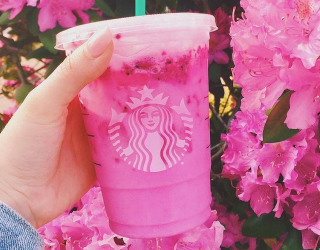 9 Starbucks Drinks Filled With Love to Count You Down to Valentine's Day