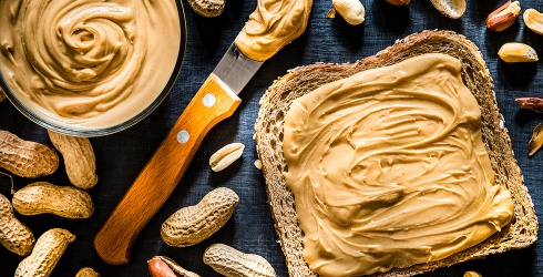 We Hope You Don't Get Stuck on These Peanut Butter Snack Photos Differences