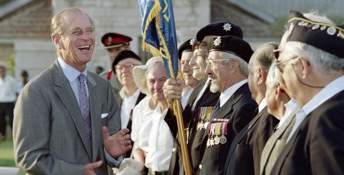 Prince Philip's Last Royal Engagement Wraps Up a 65-Year Career