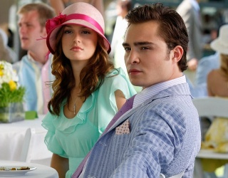 """We Dare You to Try and Solve This Memory Match Without Saying, """"I'm Chuck Bass"""""""