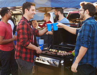 Cabinet of Curiosities: How Did Tailgating Become So Integral to Football?