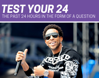 What's Ludacris Doing to Help Educate Kids on Current Events?
