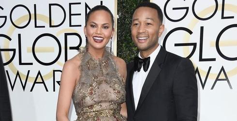 It's True, the Golden Globes Spelled John Legend's Name Wrong