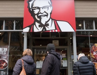 KFCs in the U.K. Closed This Weekend When They Ran out of Chicken; No Fowl Play Suspected