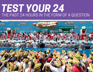 Will Nathan's Hot Dog Eating Contest Live on This Year?