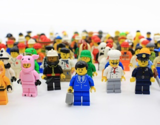 Fancy a Toy Break? Match These LEGO Figures to Their Twins