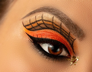Transform Yourself With This Halloween Makeup Memory Match