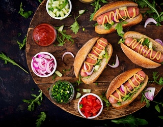 You'll Be Tossing the Ketchup and Mustard Once You See These Hot Dog Concoctions