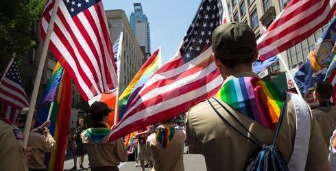Boy Scouts of America Will Begin Accepting Transgender Boys