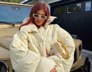 Does Kylie Jenner's Enormous Puffer Jacket Remind You of Anything?