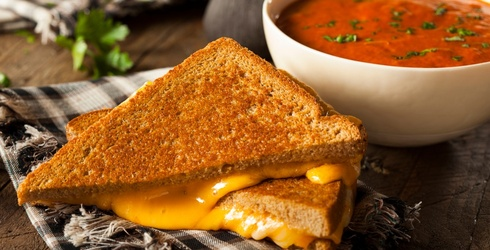 It's a Gouda Day to Match These Photos of Grilled Cheese