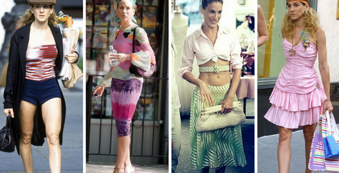 Which Crazy-*ss Carrie Bradshaw Outfit Are You on Your Worst Day?