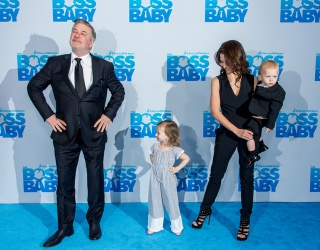Already Famous: The Baldwins Sure Have Their Hands Full