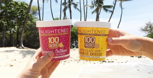 DB Reviews: Enlightened, 'The Good-for-You Ice Cream'
