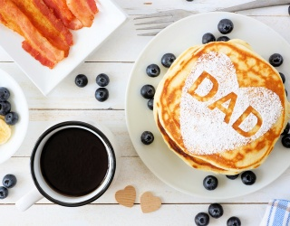 Spot the Differences in This Heartfelt Father's Day Breakfast