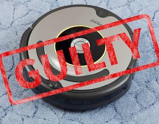 Roomba: Genius Vacuum or Oregon's Most Wanted Burglar?