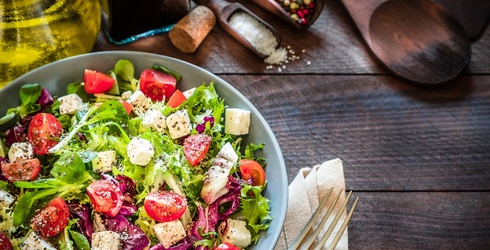 Don't Sweat Over These Summer Salads