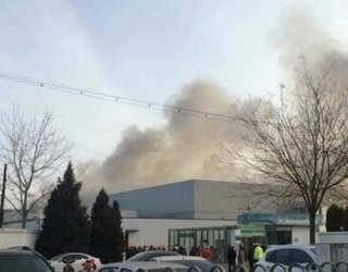 Fire Breaks out at Samsung Factory in China, Because of Course It Does